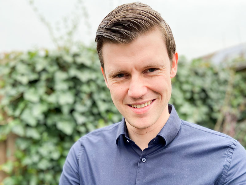 Business Implementation Consultant Remco Schenk